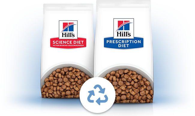 Hill's Science Plan and Prescription Diet Dry Pet Food