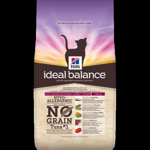 Hills ideale Balance reife Katzenfutter