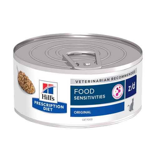 Hills Zd Canned Cat Food